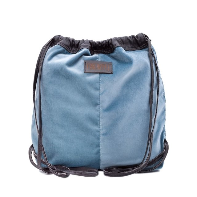 BACKPACK NUDO VELVET BLUE en internet