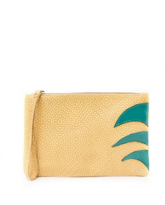 Clutch Pine - pineappleshoesandbags