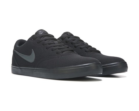 Nike Sb Check Solar Canvas BLACK - comprar online