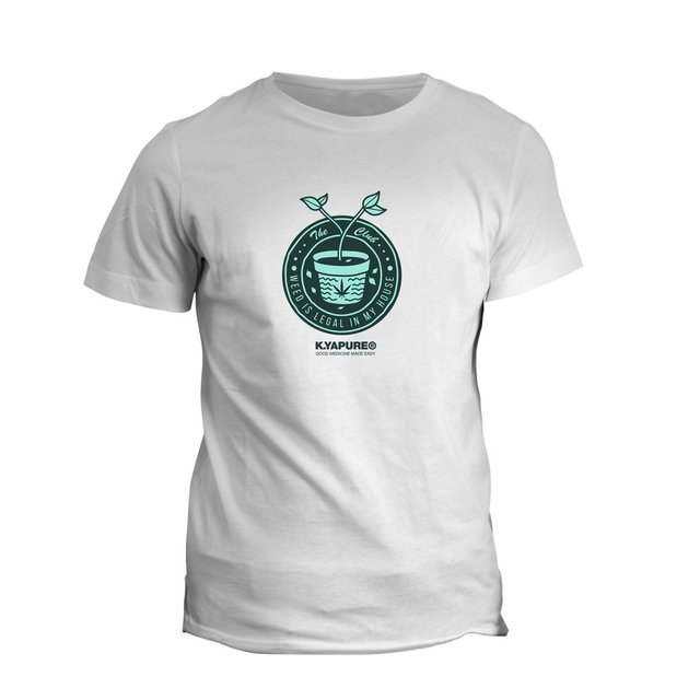 T SHIRT KYA WEED IS LEGAL - comprar online