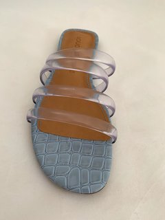 Chinelo Vinil Azul - comprar online