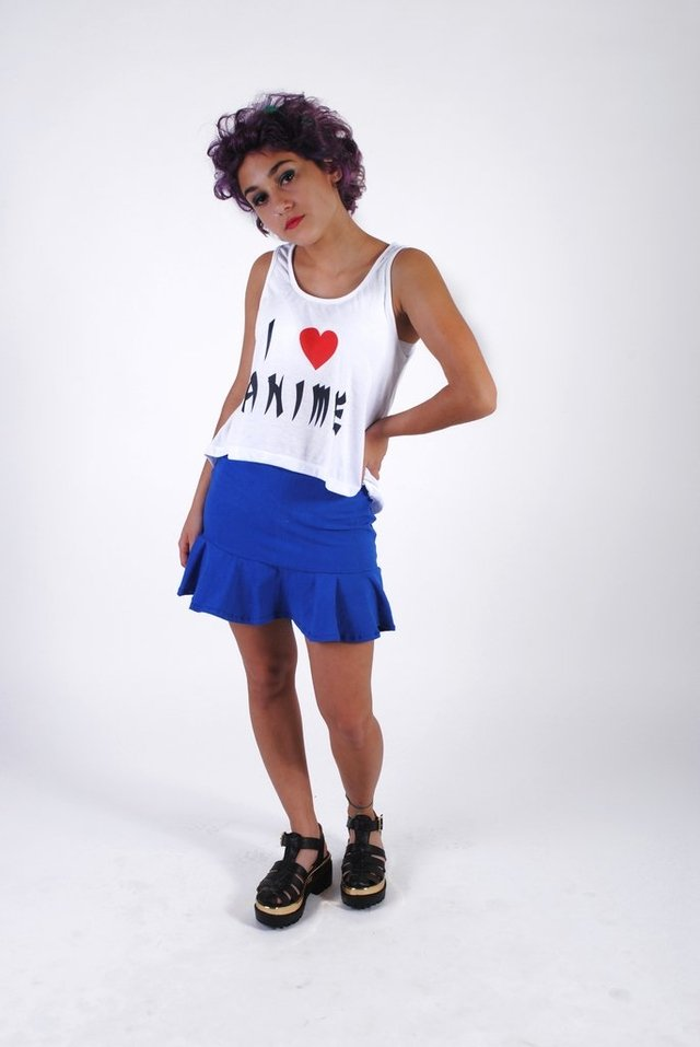 Musculosa ANIME - comprar online