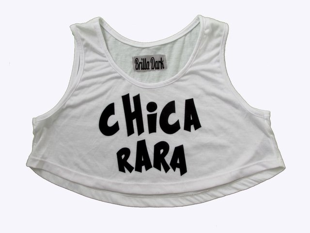 Crop top ANIME en internet