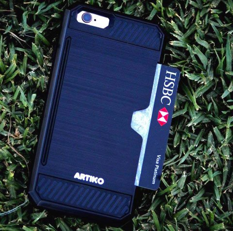 Funda Artiko Card Holder - con porta documento y/o tarjetas