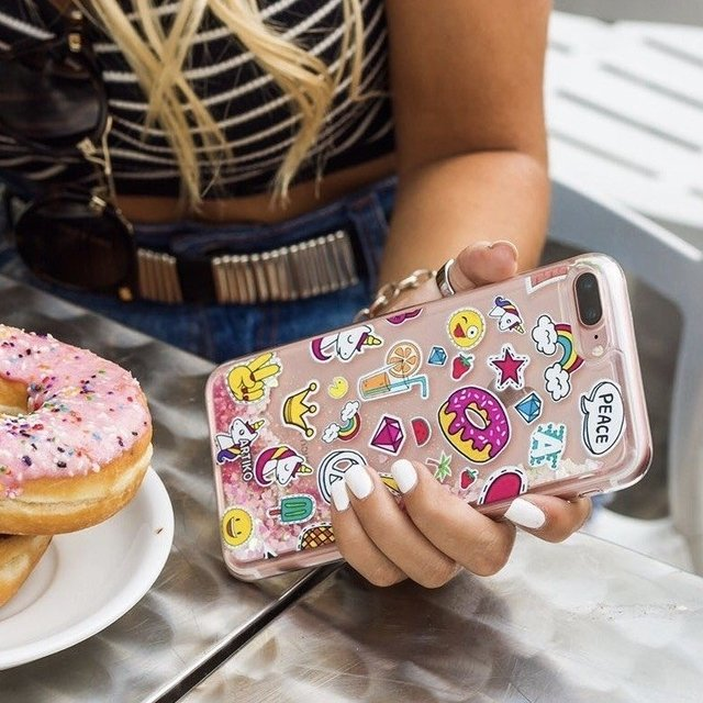 Funda Glitter Exclusive Design - comprar online