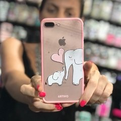 Funda Mom And Little Elephant - comprar online