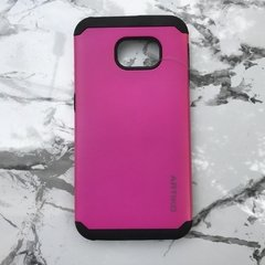 Funda Doble proteccion Fucsia