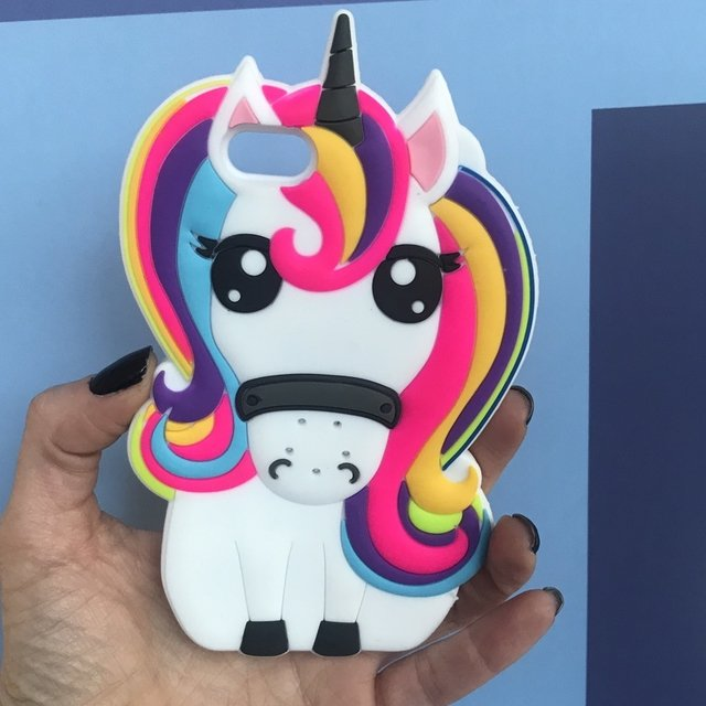 Funda de silicona Little Unicorn - Artiko