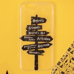 Funda TPU Harry Potter Carteles