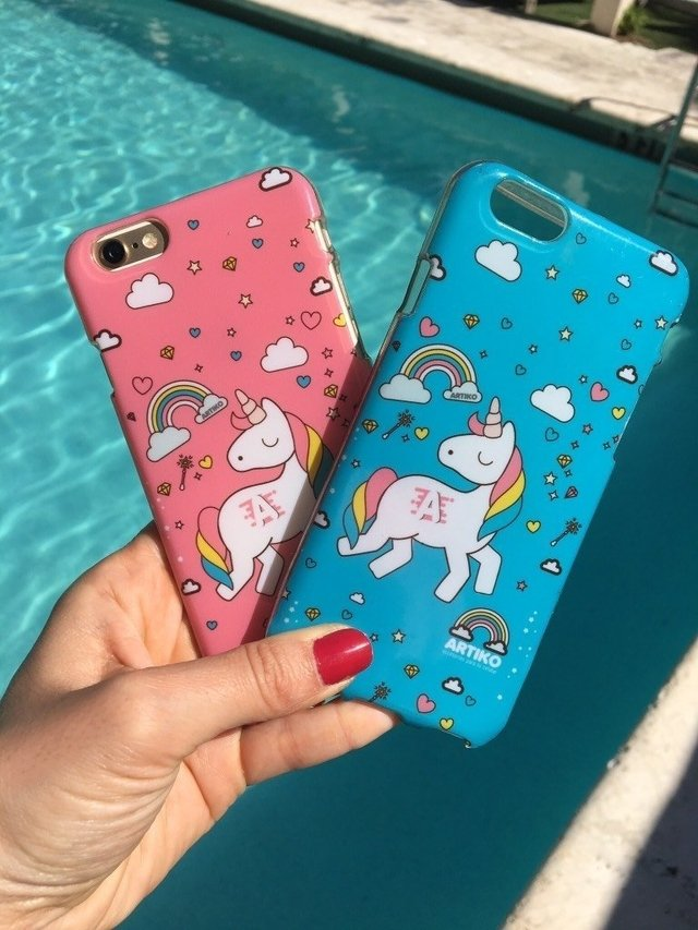 Funda TPU Unicornio by Artiko - Incluye una de regalo en internet