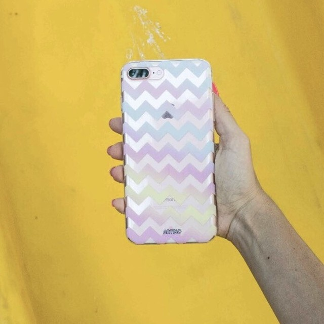 Funda TPU Crazy Stripe en internet