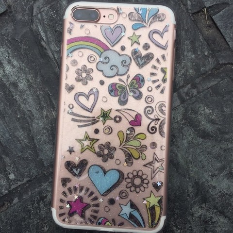 Funda butterfly sublimada
