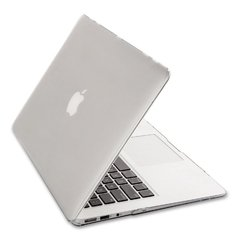 Funda para Macbook Gris Transparente