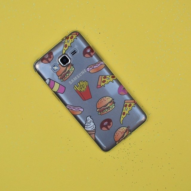 Funda Tpu Raining Food - comprar online