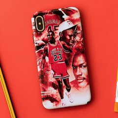 Funda Rigida Jordan Chicago Bulls