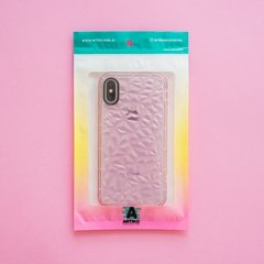 Funda Glassy Rosa en internet