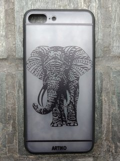 Funda India Elephant Negro en internet