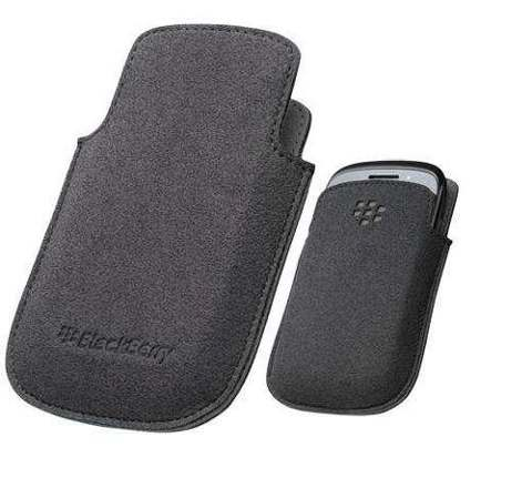 Estuche Microfibra Original Blackberry 9320