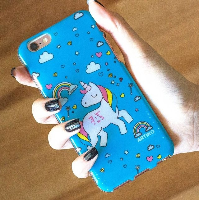 Funda TPU Unicornio by Artiko - Incluye una de regalo