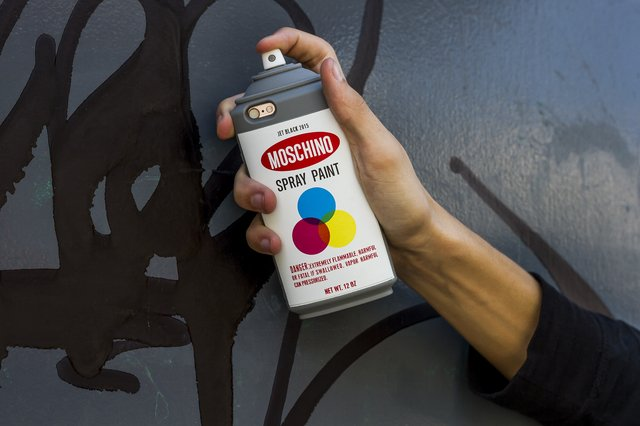 Funda de silicona Spray paint - Incluye una de regalo - comprar online