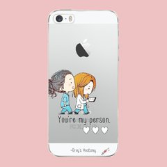 Funda TPU Greys my person by Netflix - comprar online