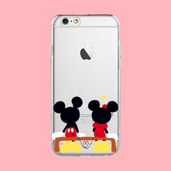 Funda TPU Minnie y Mickey