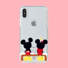 Funda TPU Minnie y Mickey en internet