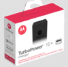 Adaptador USB X 1 Motorola original Turbo (No incluye cable)