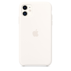 Funda Silicone Case Blanco