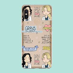 Funda TPU Greys Anatomy 007 by Netflix en internet