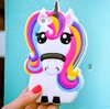 Funda de silicona Little Unicorn
