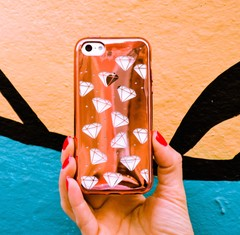 Funda Holo Case-Diamonds en internet