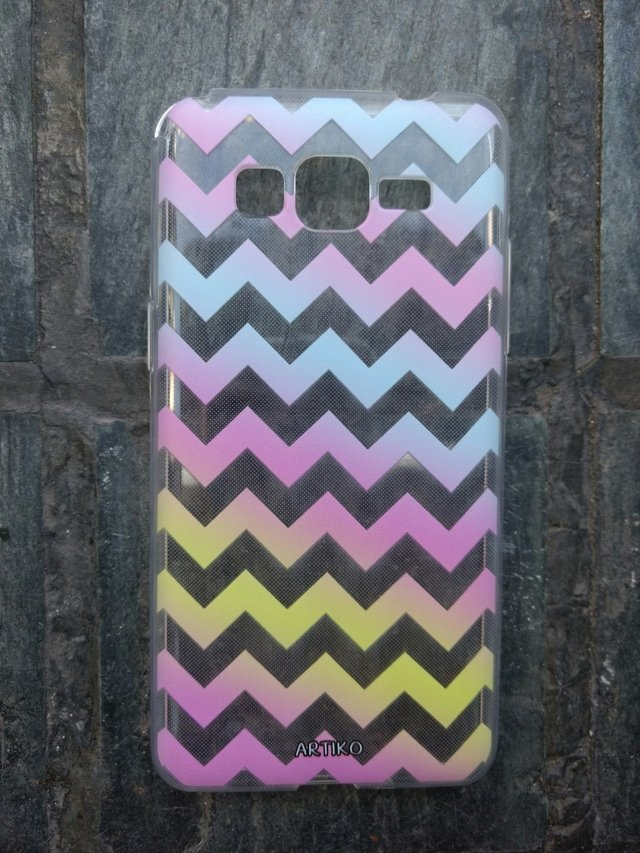 Funda TPU Crazy Stripe - Artiko