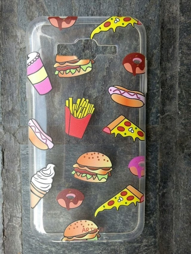 Funda Tpu Raining Food - Artiko
