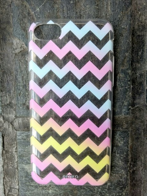 Funda TPU Crazy Stripe