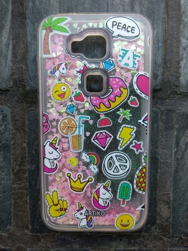 Funda Glitter Exclusive Design en internet