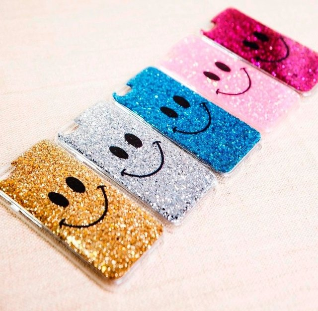 Fundas Rigidas Smile Shine - (Incluye una de regalo) en internet