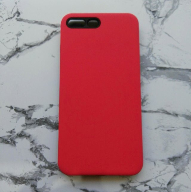 Funda Pastel Red Tortoise
