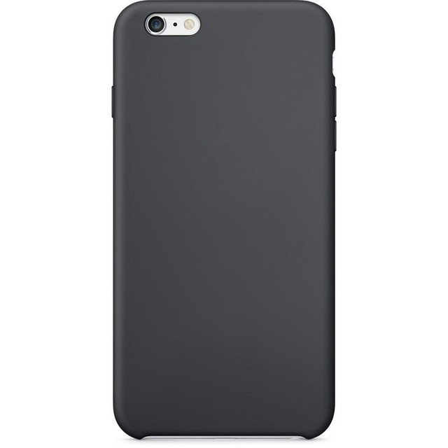 Funda Silicona Leather Case Negro en internet