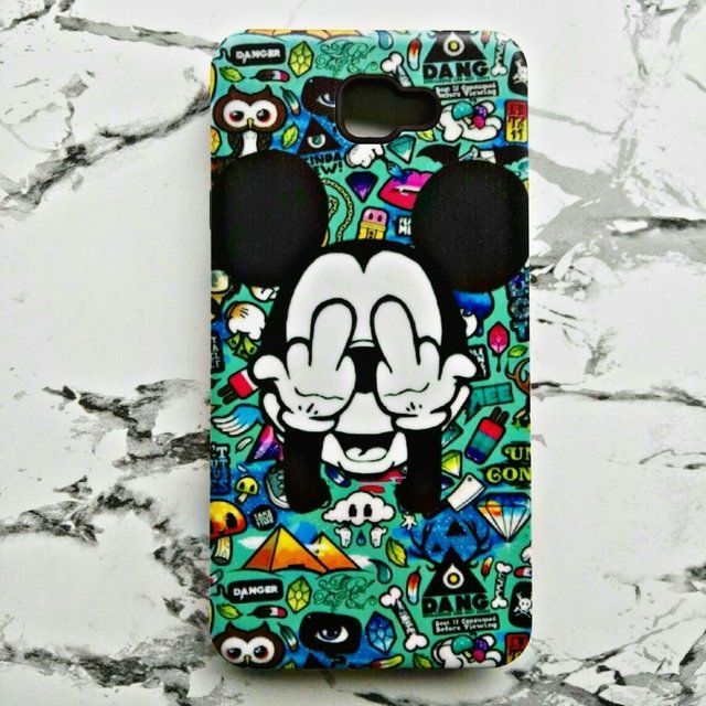 Funda rigida Mickey F*ck You - comprar online