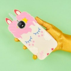 Funda Silicona Sweet Dream Blanco en internet