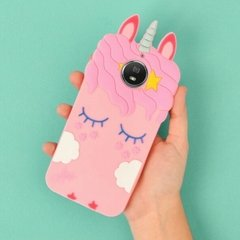 Funda Silicona Sweet Dream Rosa - comprar online