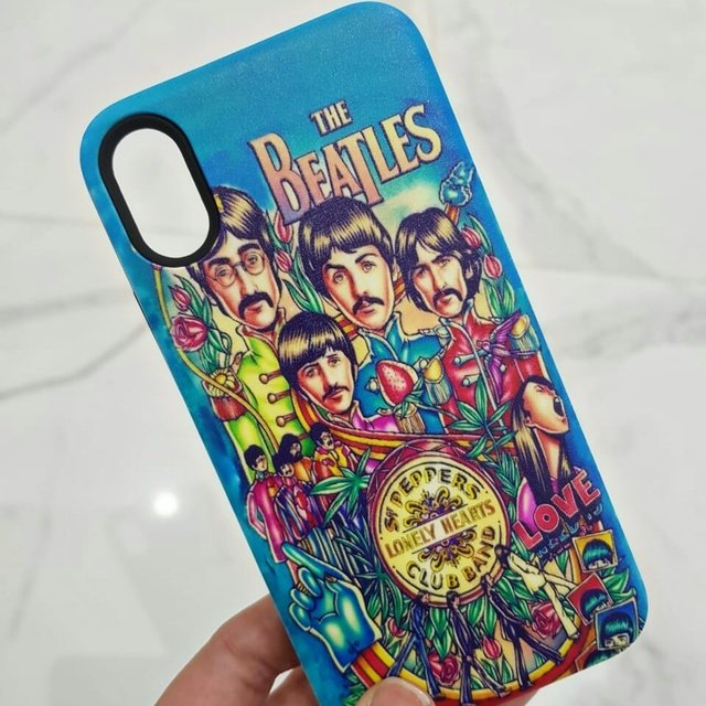Funda Rígida The Beatles - comprar online