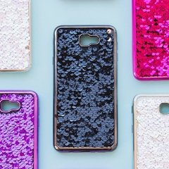 Funda Sequin Negra