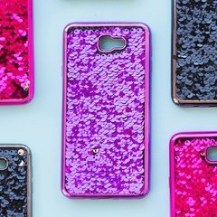 Funda Sequin Violeta