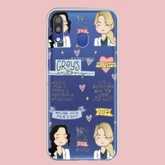 Funda TPU Greys Anatomy 007 by Netflix