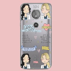 Funda TPU Greys Anatomy 007 by Netflix - Artiko