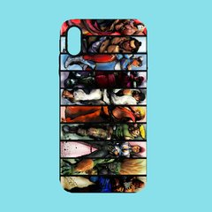 Funda Rigida Street Fighter