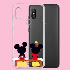 Funda TPU Minnie y Mickey - Artiko