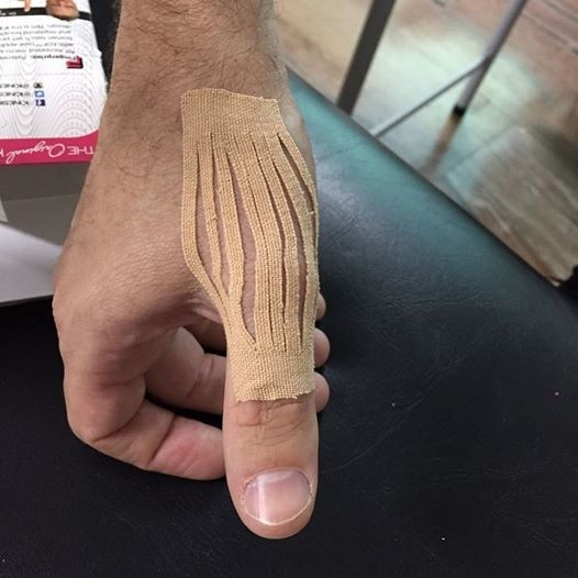 Kinesio Taping - KT1 e KT2 - IPESCURSOS